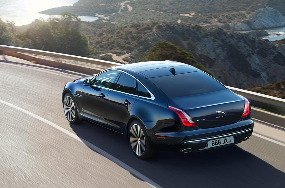 Fifty years later and the Jaguar XJ continues to purr
