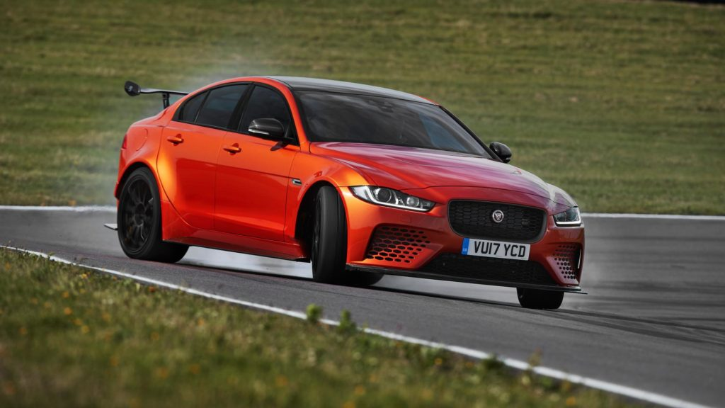 Jaguar launches racing series for rich gentlemen