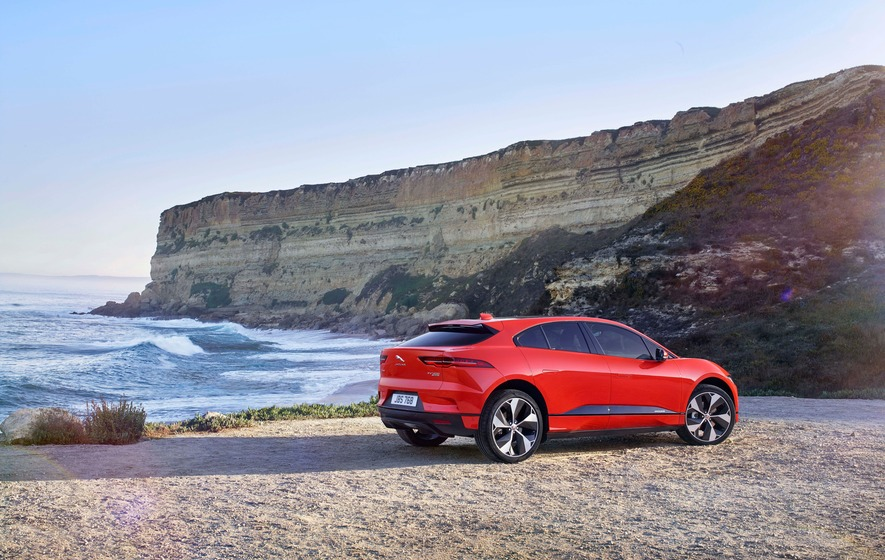 Jaguar I-Pace: Great leap forward for EVs