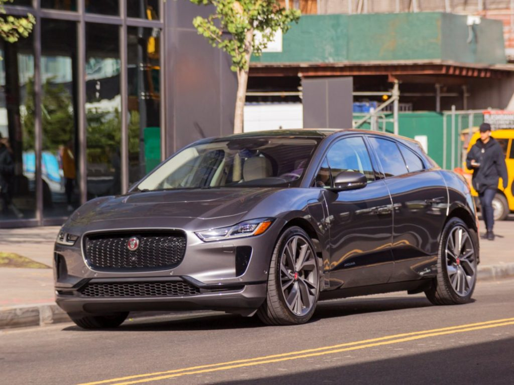 We drove a Jaguar I-PACE to see how it compares to a Tesla