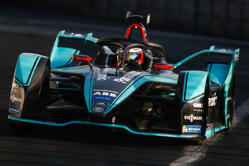 Panasonic Jaguar Racing comes away from Mexico City with points