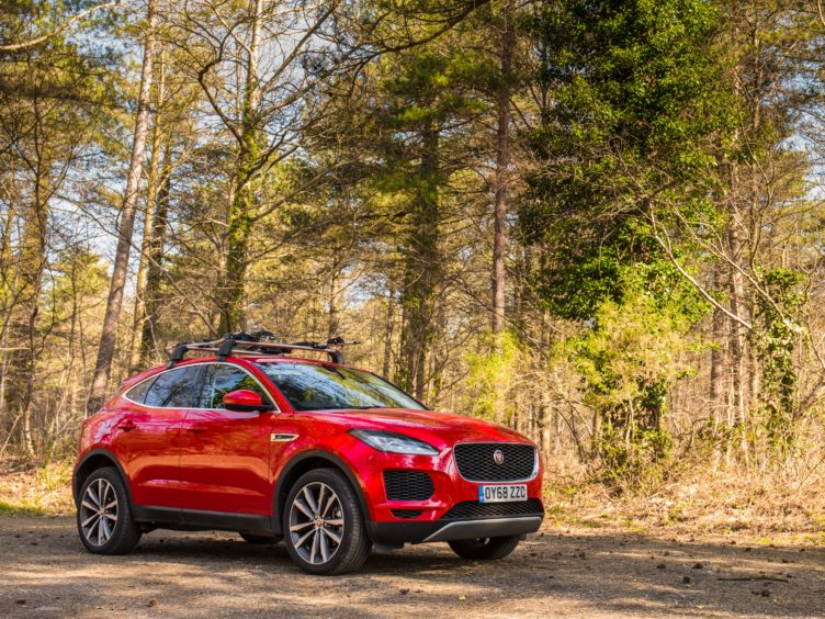 Long-term report: Sat-nav adventures with the Jaguar E-PACE