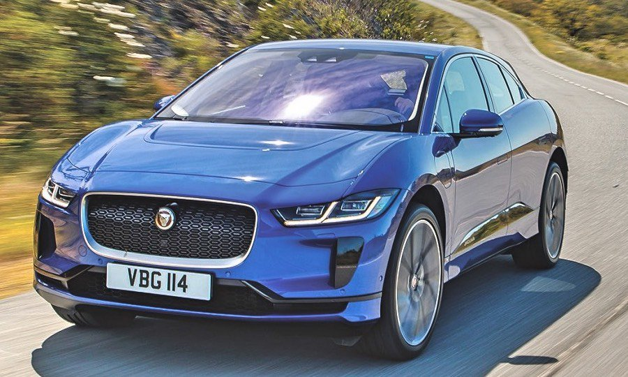 The Jaguar I-PACE has been crowned European Car of the Year 2019