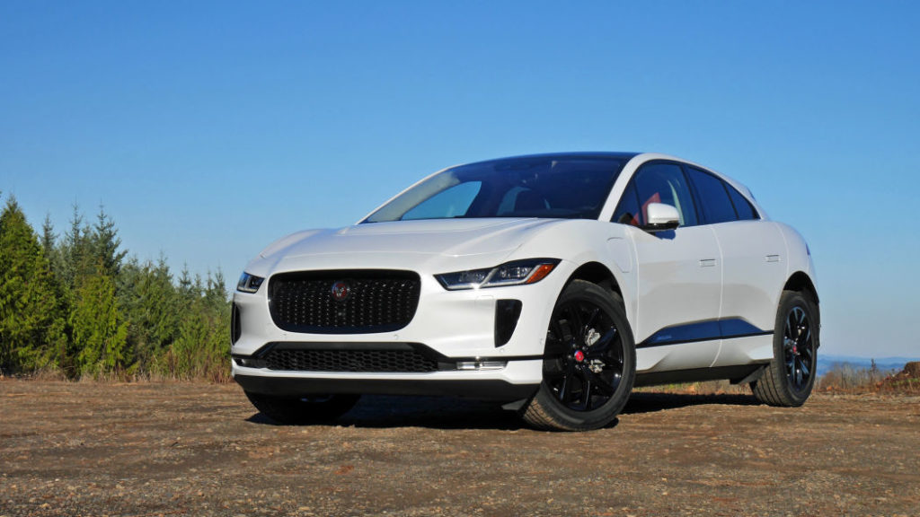 Jaguar I-PACE drivers' notes review: Cool cat