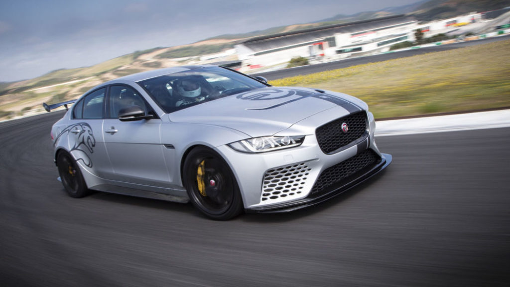 2019 Jaguar XE SV Project 8 first drive review