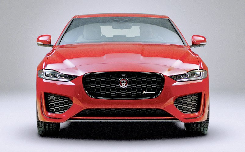 Jaguar XE updates add appeal