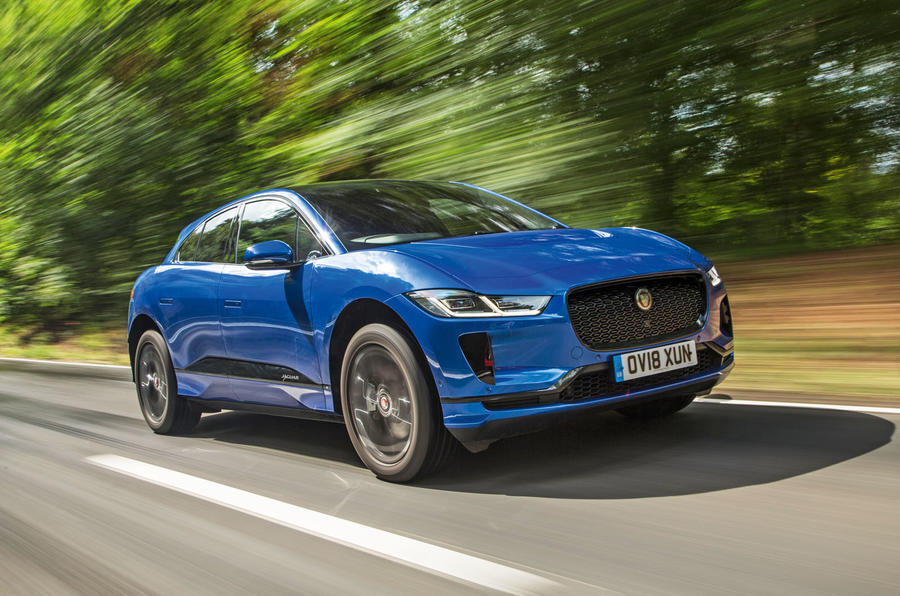 Top 10 best premium electric cars 2019 – Jaguar I-PACE