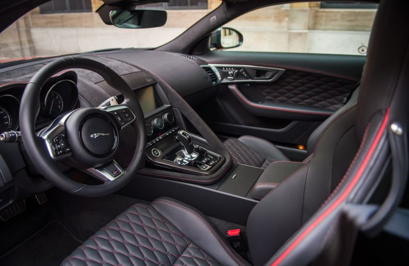 Car review: 2019 Jaguar F-TYPE SVR