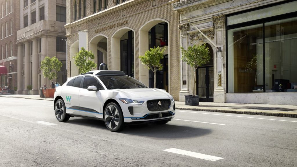 Waymo to convert Jaguar I-PACEs in Detroit Plant