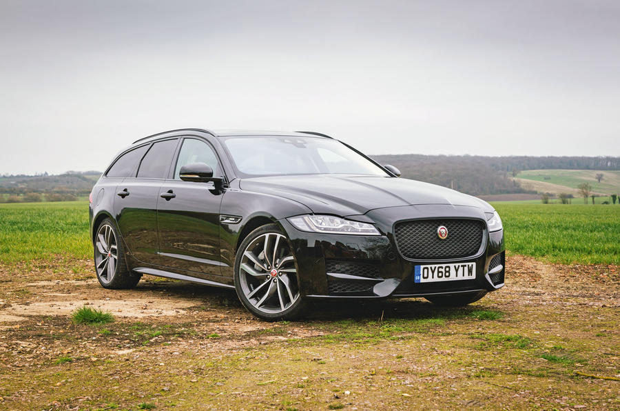 Jaguar XF Sportbrake review