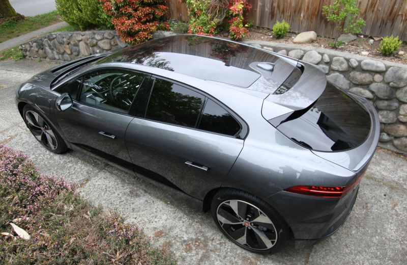 SUV Comparison: 2019 Jaguar I-Pace