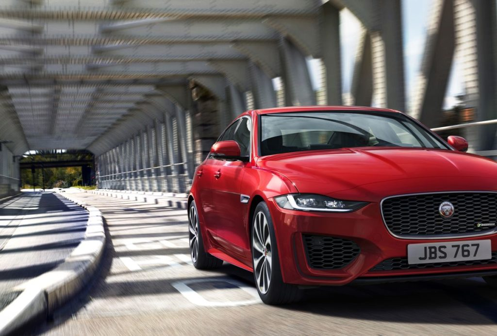 2020 Jaguar XE is an attempt at simplification, yet very liberating