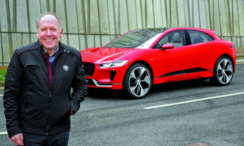 Ian Callum modernised Jaguar design with eye on classic past