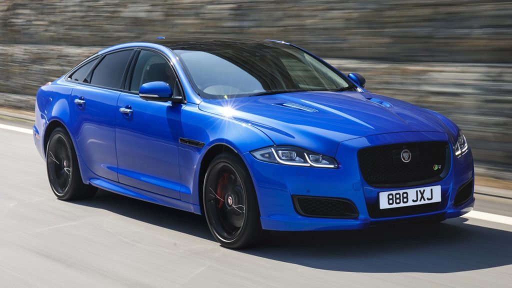 The next Jaguar XJ will be all-electric