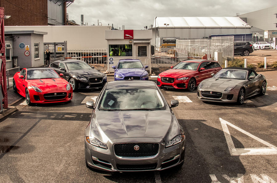 Jaguar Land Rover owner open to further partnerships