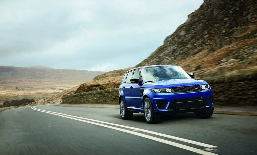 Record US sales for Jaguar Land Rover