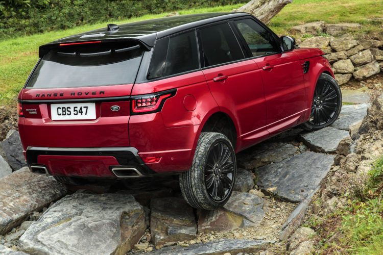 New JLR shock: Range Rover Sport becomes best seller
