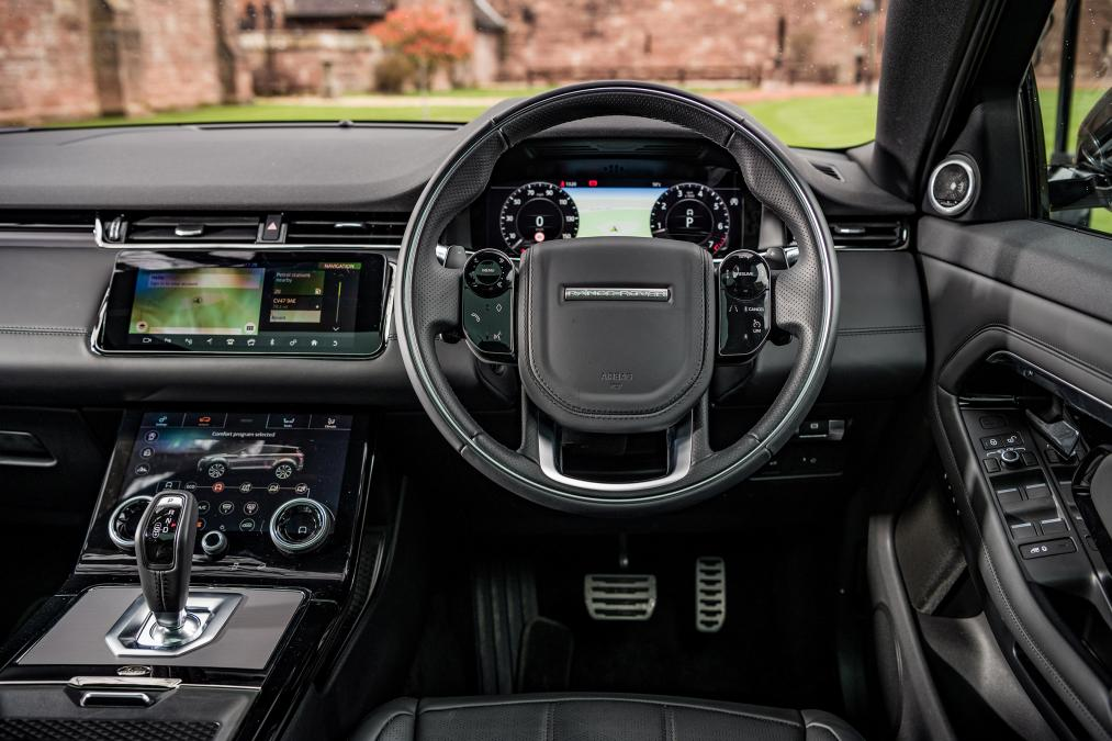 New Range Rover Evoque D180 2019 review