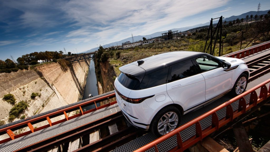 2020 Range Rover Evoque first drive: Second time's the charm
