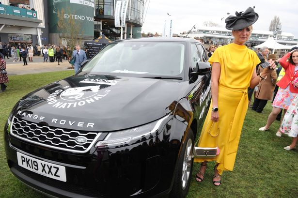 Meet the Aintree Ladies Day 2019 Style Award winner