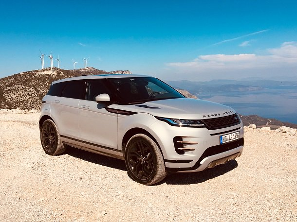 2020 Range Rover Evoque first drive: Familiar yet new