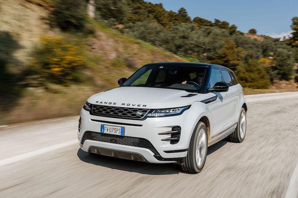 Range Rover's game-changing Evoque gets cosmetic surgery