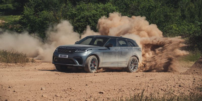 The 2020 Range Rover Velar SVAutobiography Dynamic