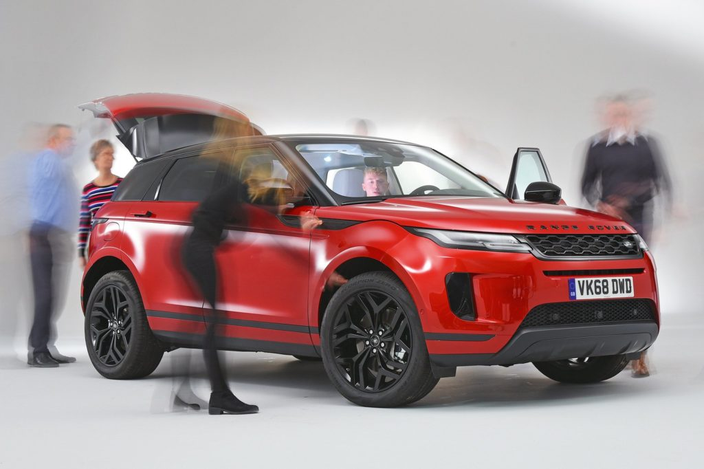 2019 Range Rover Evoque: Reader test team review