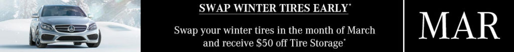 Winter Tire Swap