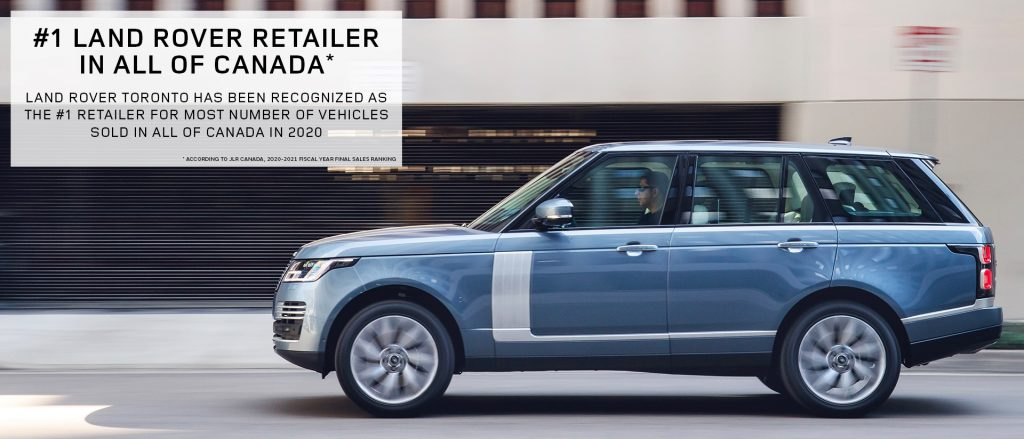Land Rover Toronto, Approved 2 S