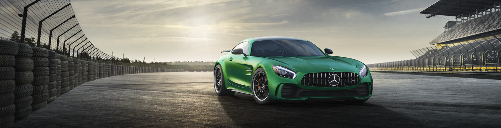 Mercedes-AMG GT R Coupe