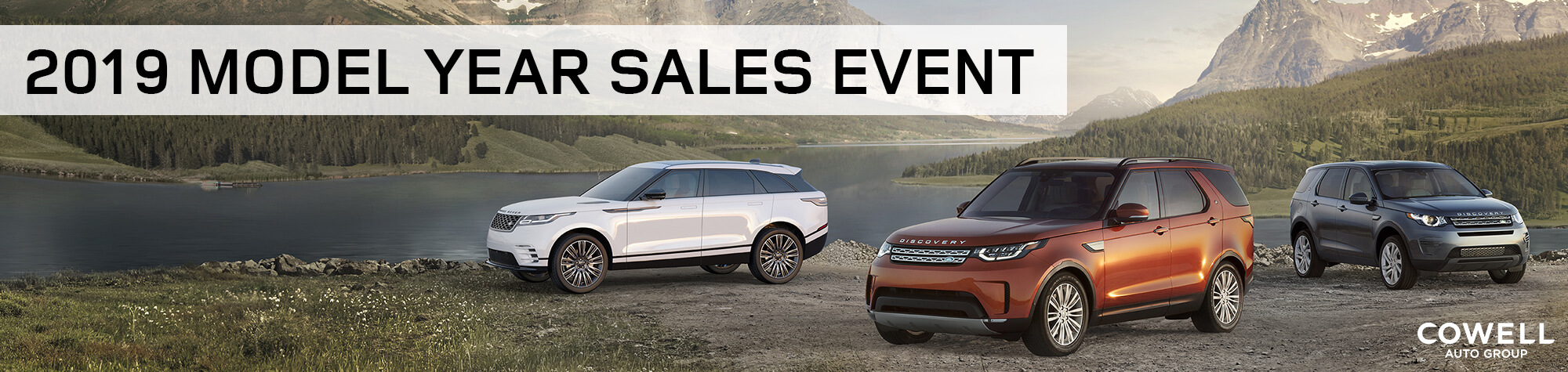 2019 Model Year Sales Event (Chinese)