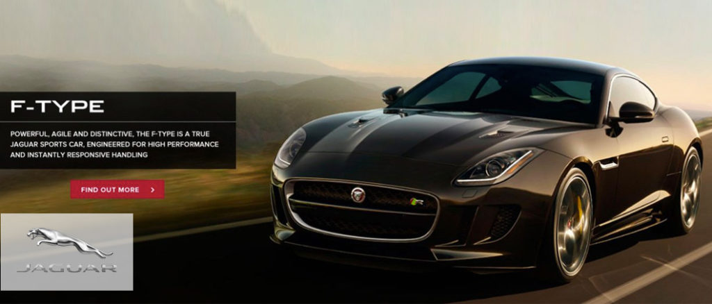 Jaguar F-TYPE Black