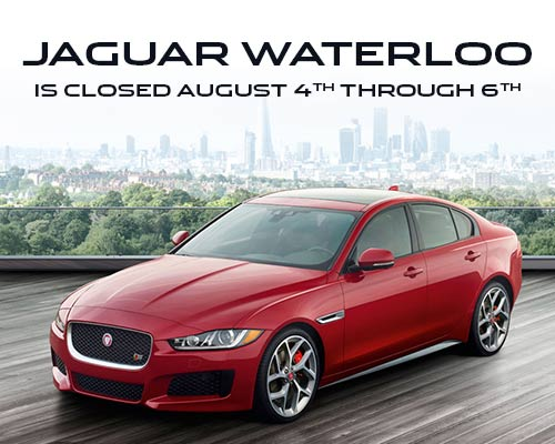 Jaguar Waterloo