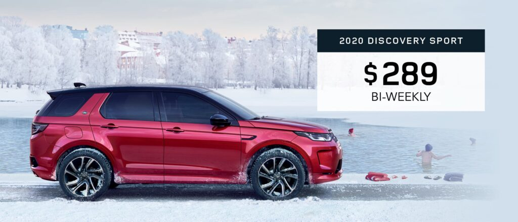 2020 Discovery Sport January Graphic