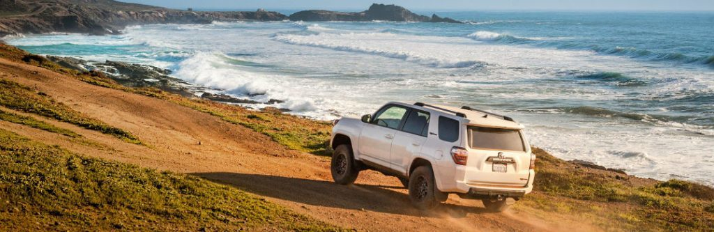 How much can the 2018 Toyota 4Runner tow?