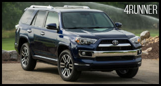 Toyota 4Runner model