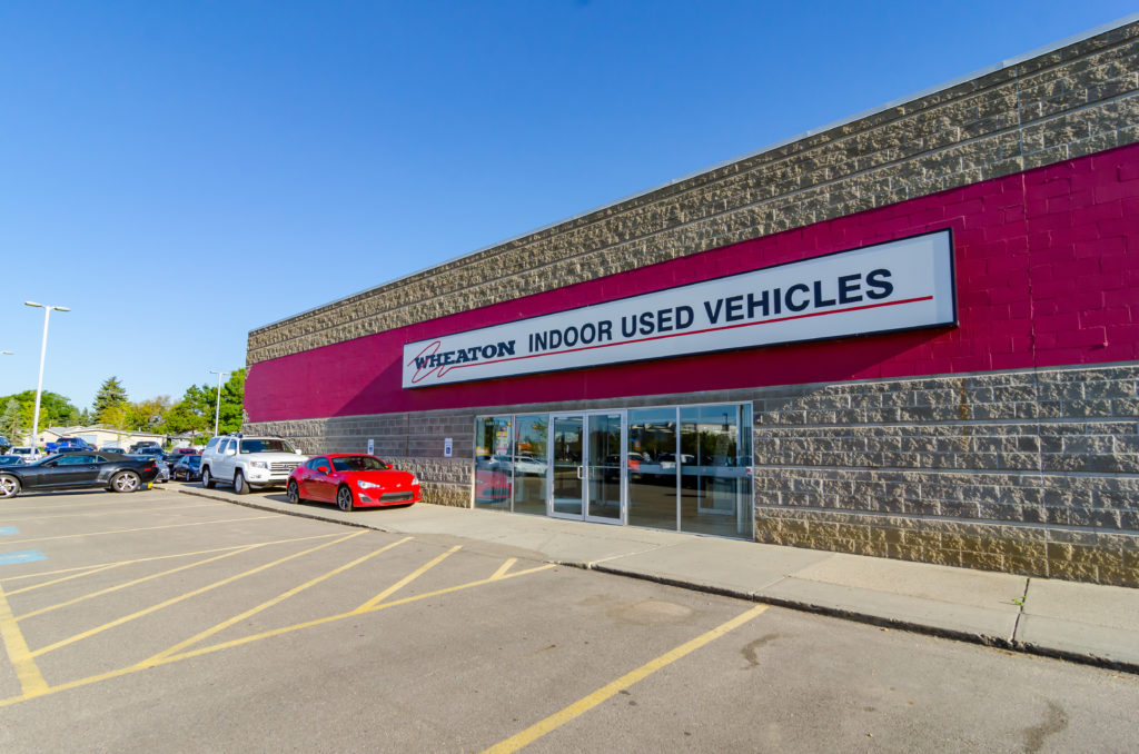 Used SUVs in Edmonton Alberta