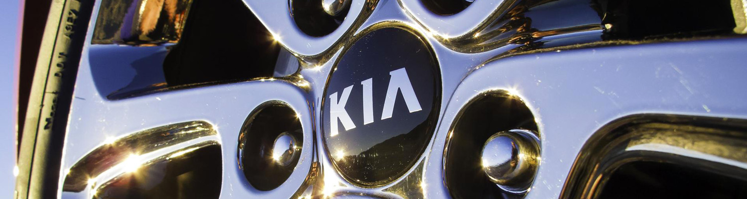 Kia Logo Wheel auto parts in Winnipeg, MB