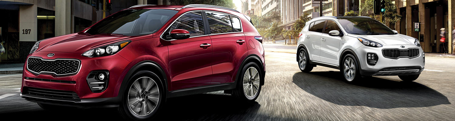 2018 Kia Sportage in Winnipeg