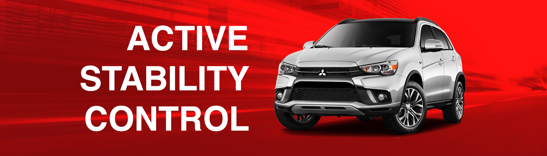 Active Stability Control Hero Image