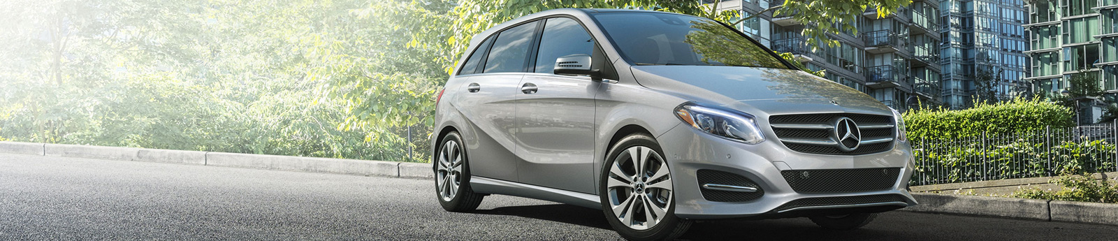 Mercedes-Benz B-Class model