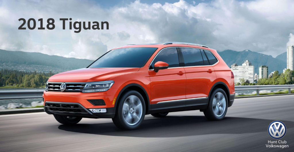 2018 Volkswagen Tiguan: Do You Like to Drive?