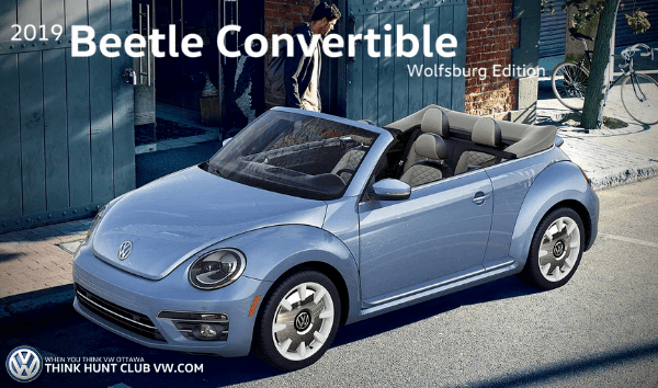 2019 Volkswagen Beetle Hunt Club VW Ottawa