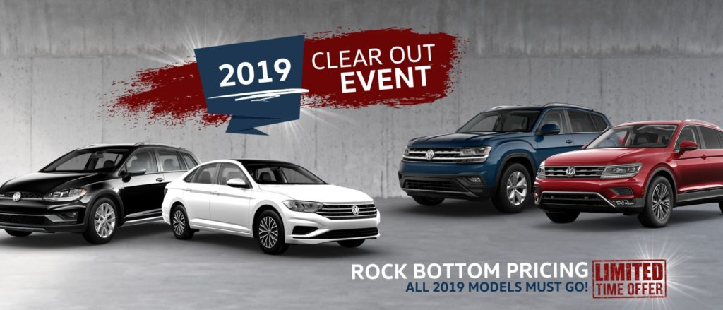 2019 Clear Out Event
