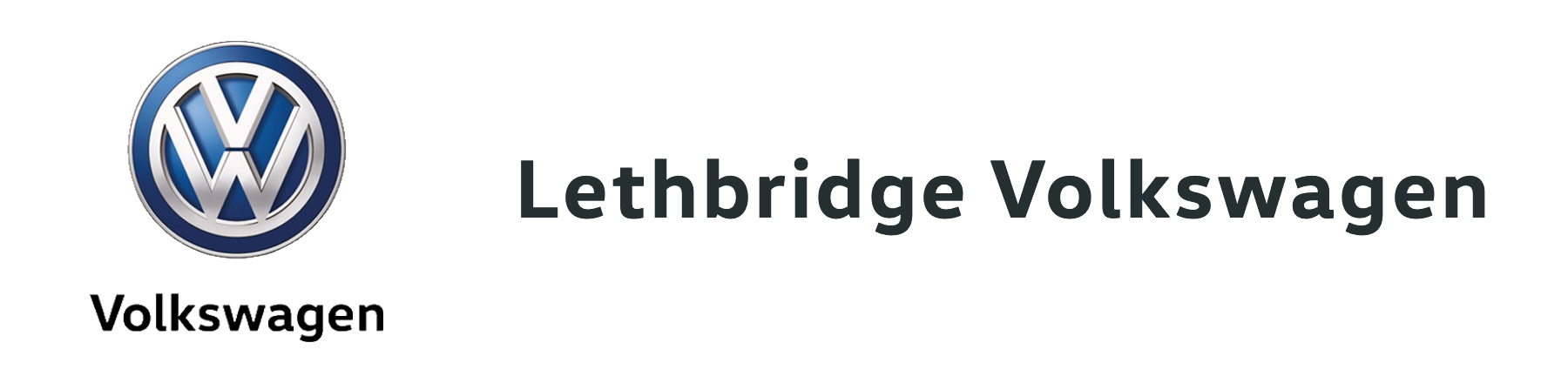 Lethbridge VW Logo