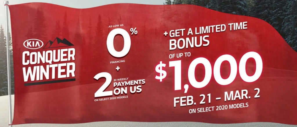 Kia 10 Day Sale Feb 21x9 Non Ont