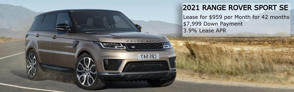 Land Rover July Rrs