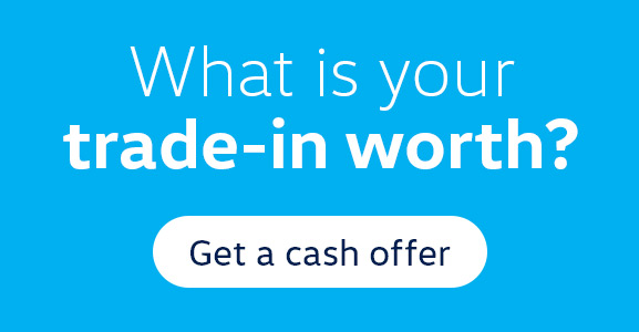 Fidn our what your trade-in is worth - Instant Cash Offer