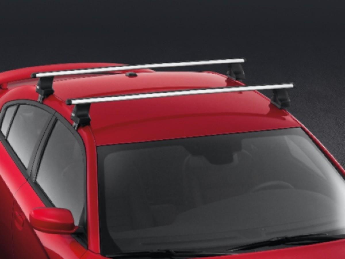 authentic mopar thule roof rack removable
